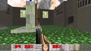 DOOM II NIGHTMARE! Speedrun in 28:39