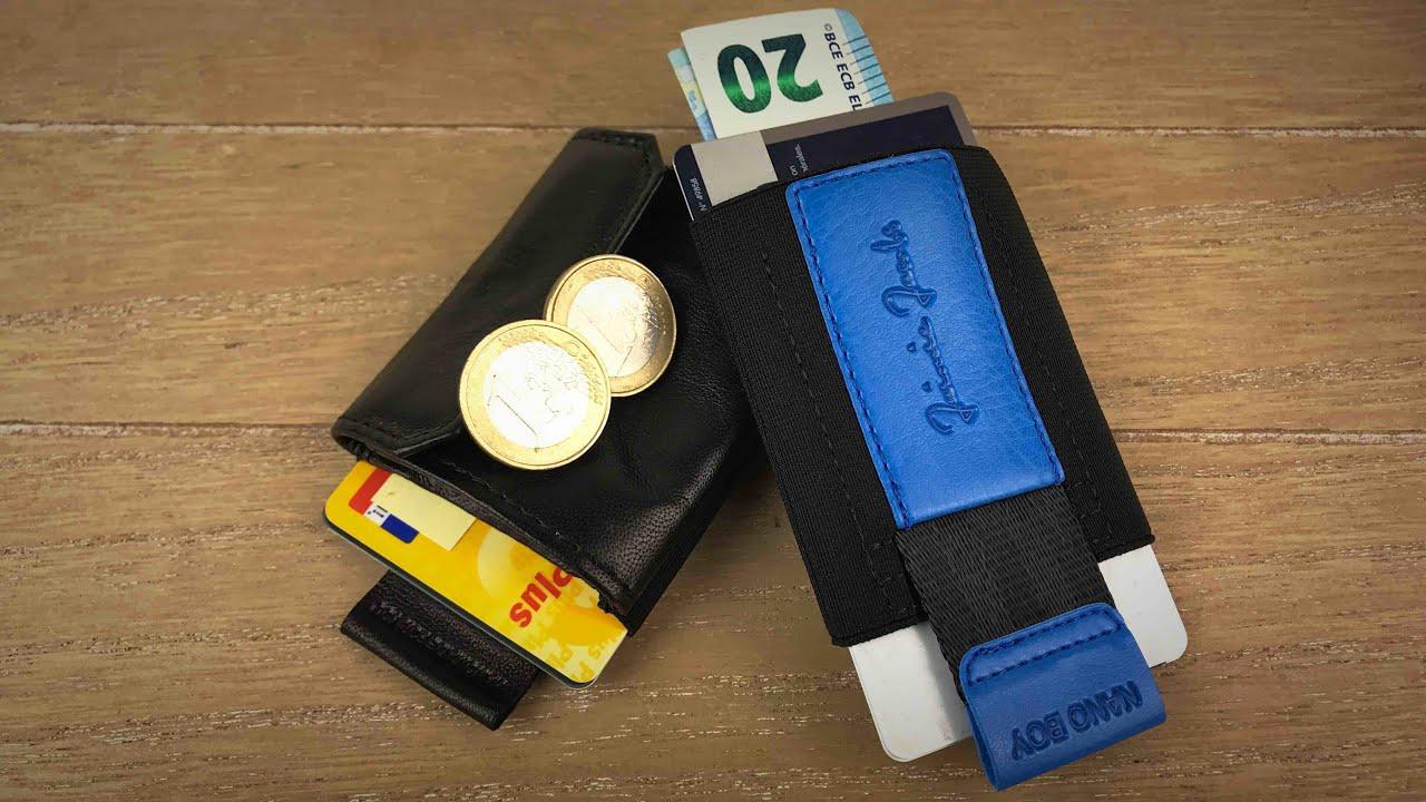 b3565c41617ae Slim Wallet NANO BOY POCKET (mit Münzfach)   VEGAN by Jaimie Jacobs     REVIEW   TEST    DEUTSCH