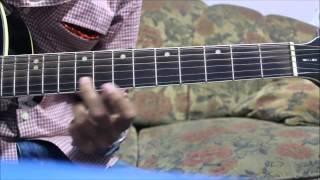 Sanam teri Qasam intro Guitar lead tutorial by Jango