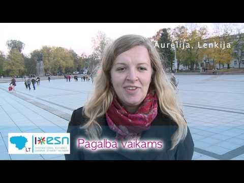 Erasmus vienija (for Global Education Week)