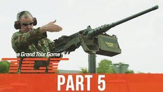 THE GRAND TOUR GAME Gameplay Walkthrough Part 5 - EPISODE 4 (Pick Up, Put Downs)
