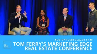 Tom Ferry's Marketing Edge Real Estate Conference: Jay Join's Jason Pantana On Stage!