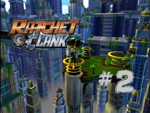 Ratchet and Clank 1 Part 2: Heli-Pack Upgrade