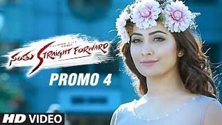 Santhu Straight Forward Promo 4 | Yash, Radhika Pandit | V. Harikrishna | Mahesh Rao