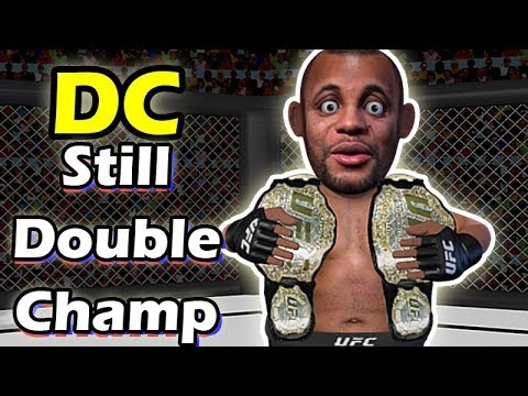 Daniel Cormier chokes out Derrick Lewis to retain heavyweight title at UFC 230