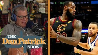 LeBron James to Golden Warriors rumors begin to swirl I NBA I NBC Sports