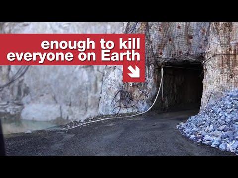 Freezing 200,000 Tons Of Lethal Arsenic Dust