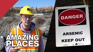 Freezing 200,000 Tons of Lethal Arsenic Dust
