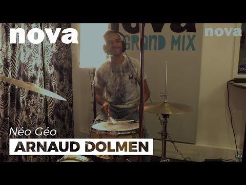 Arnaud Dolmen dans le Salon de Musique de Néo Géo - Nova