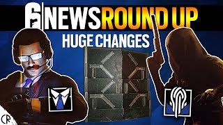 New Season Huge Changes - Phantom Sight Warden & Nokk - 6News - Tom Clancy's Rainbow Six Siege