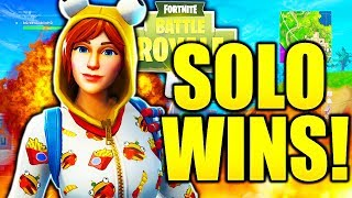 HOW TO WIN SOLO FORTNITE TIPS AND TRICKS! HOW TO BE GOOD AT FORTNITE HOW TO GET BETTER AT FORTNITE!