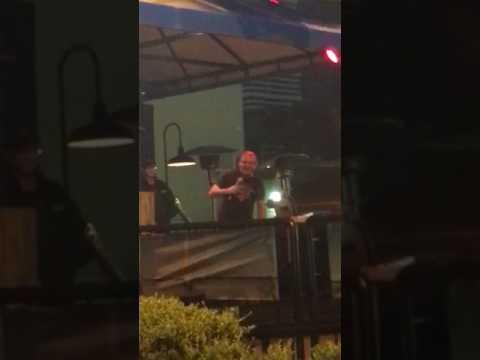 Niagara beer garden karaoke