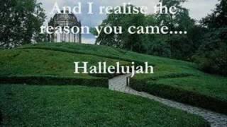 Hallelujah music video By Krystal Meyers