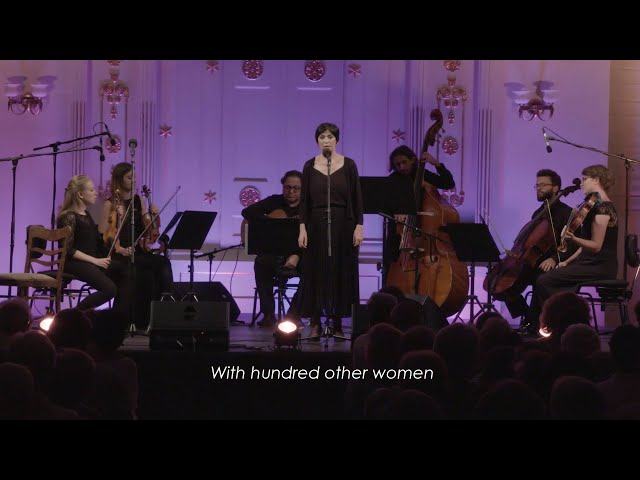 Bente Kahan presents Ilse Weber