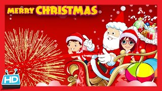 Скачать WE WISH YOU A MERRY CHRISTMAS And A HAPPY NEW YEAR Song With Lyrics
