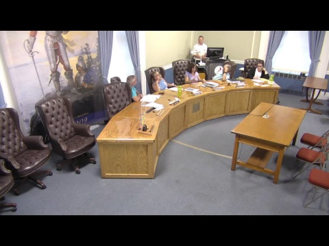 City of Plattsburgh, NY Meeting  7-16-18