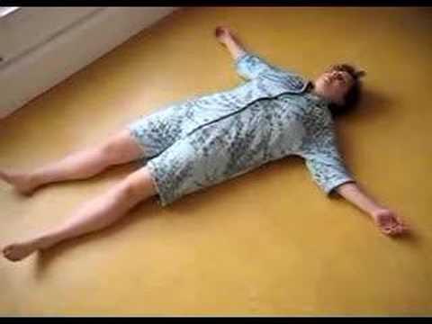 Sinking dress exercise