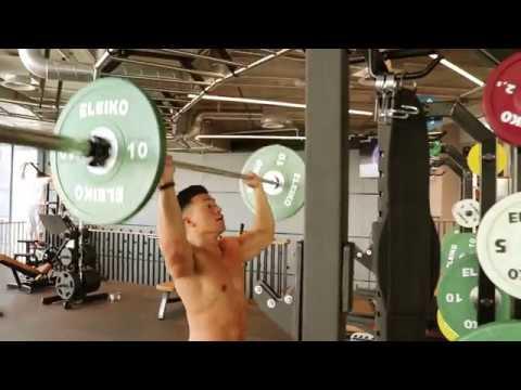Frankfurt Fitness VLOG