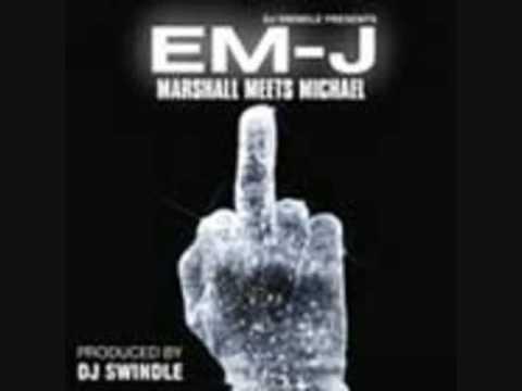 Eminem Michael Jackson  Just Lose It vs Billie Jean