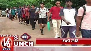 1PM Headlines | T Cabinet Meeting | Constable Exam | Pakistan Ceasefire Violation | V6 News