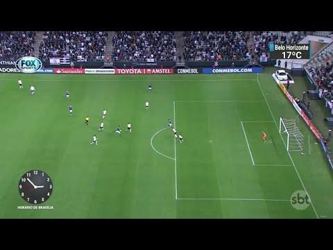 De técnico novo, Corinthians desliza e perde em casa na Libertadores | SBT Notícias (25/05/18)