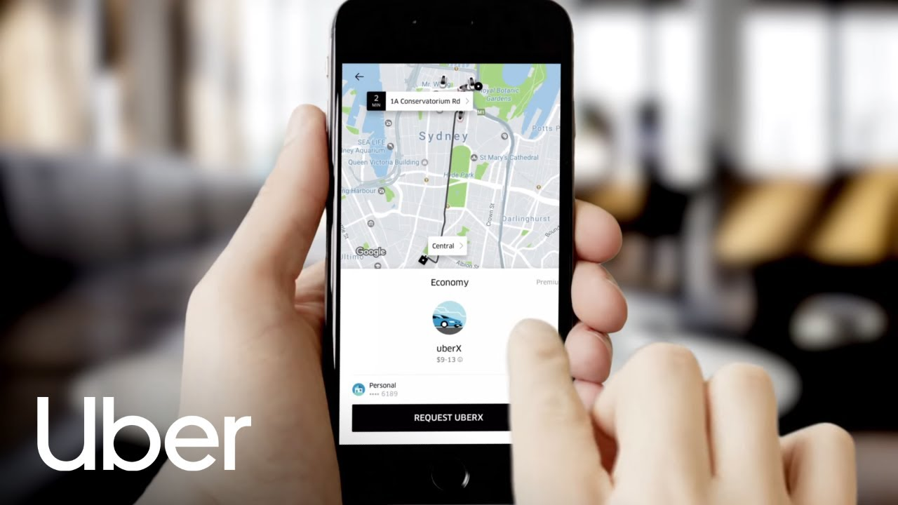 How to use the new app Australia | 2017 | Uber