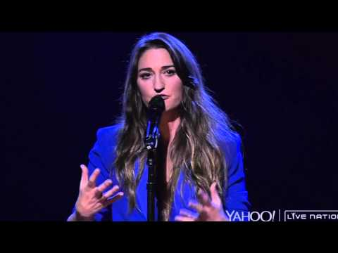 Sara Bareilles - What's Inside - Songs From Waitress [Full Concert]