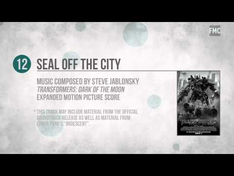 Seal Off The City (Transformers: Dark Of The Moon Expanded Score)