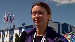 Конкурс «Лучший по профессии ПАО «Транснефть» - 2019. Первый день конкурса
