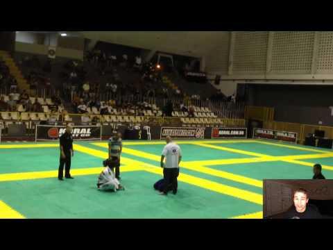 Romulo Barral vs Igor Silva -  Rio Open Absolute Finals