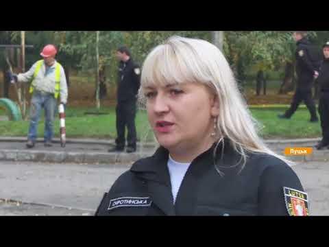 В Луцке полиция