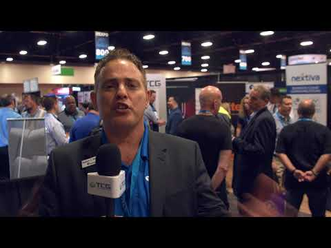 IT Expo 2018 Ft Lauderdale Florida With TCG Telecom Consulting Group
