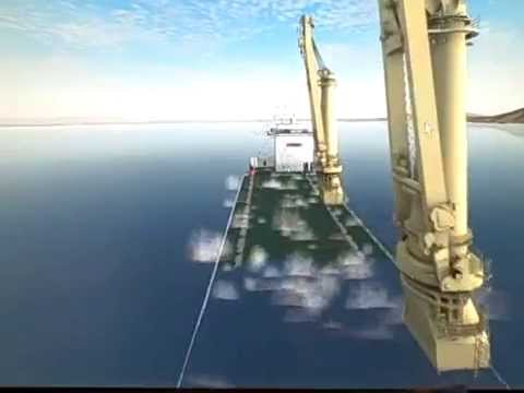 Jumbo Shipping MV SINKING in ship sim 08