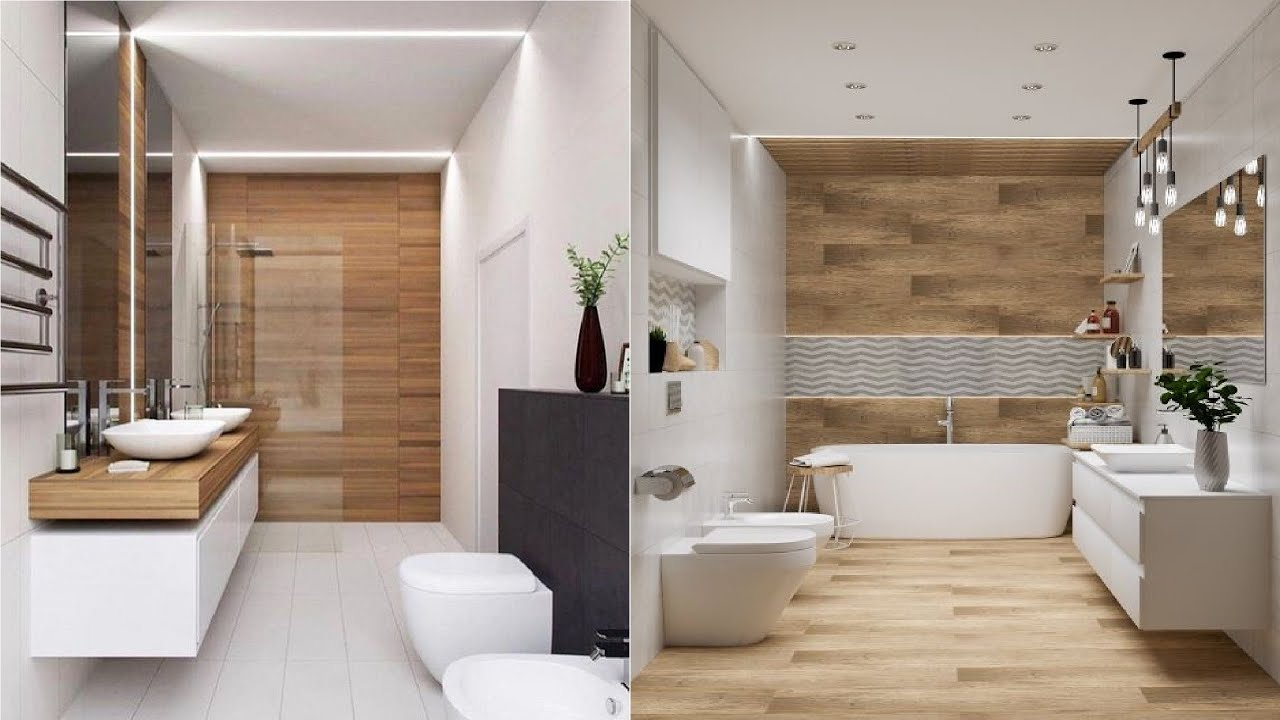 150 Modern Bathroom Tiles Designs For Small Bathroom Ideas 2021 Youtube