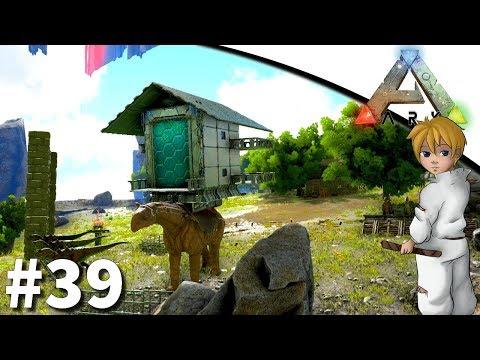 ARK : The Island - #39 La Tekmobile !
