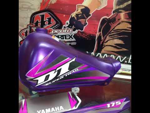 Calcoman�as Yamaha dt 125 175 200 Yamaha calima Bws Yamaha rx 100 115 todos los dise�os
