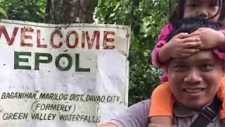 Epol Falls Marilog Davao City