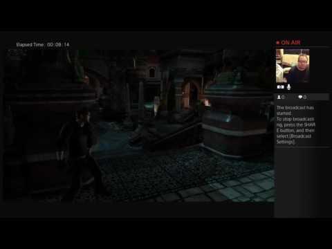 Agent-J-OO713's Live PS4 Broadcast