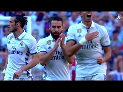 Real Madrid All 173 Goals 2016/2017