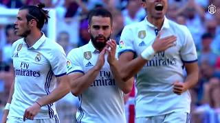Real Madrid All 173 Goals 20162017