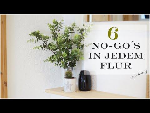 No Go´s In Deinem Flur I Flur Clever Einrichten I Die Visitenkarte Deiner Wohnung I Minimalism