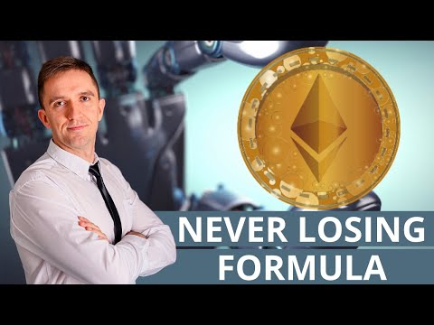 cryptocurrency never losing formula ethereum trading robot