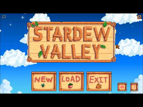 Stardew Valley #1/ Waffles Farm