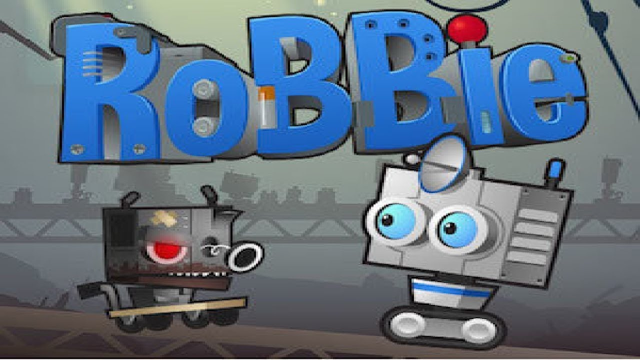 ЗЛЫЕ РОБОТЫ захватили МИР! АТАКА злых МАШИН #1 Приключения милого Робота РОББИ в игре Robbie