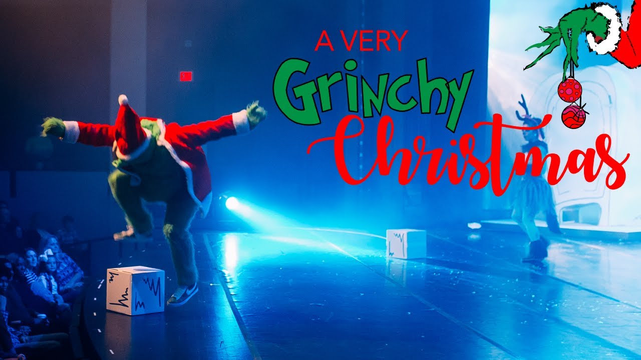 "Southern Ballet Theatre presents ""A Very Grinchy Christmas"" this November."