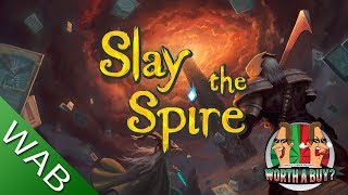 Slay the Spire Review - Worthabuy?
