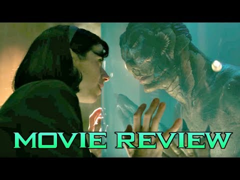 The Shape of Water Movie Review