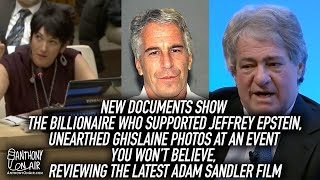 New Documents Reveal The Billionaire Who Supported Jeffrey Epstein, Unearthed Ghislaine Maxwell Pics