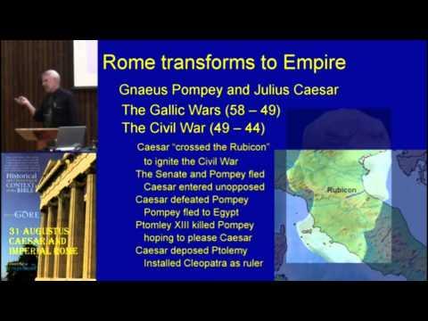 31. Augustus Caesar and Imperial Rome