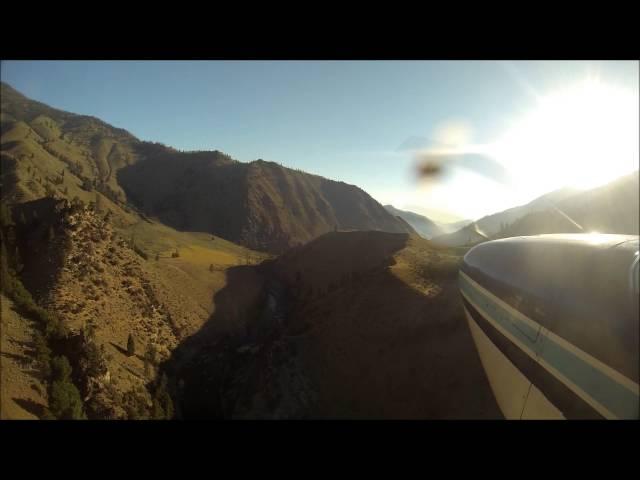 Mahoney Creek and Thomas Creek Landings and Takeoffs 2015